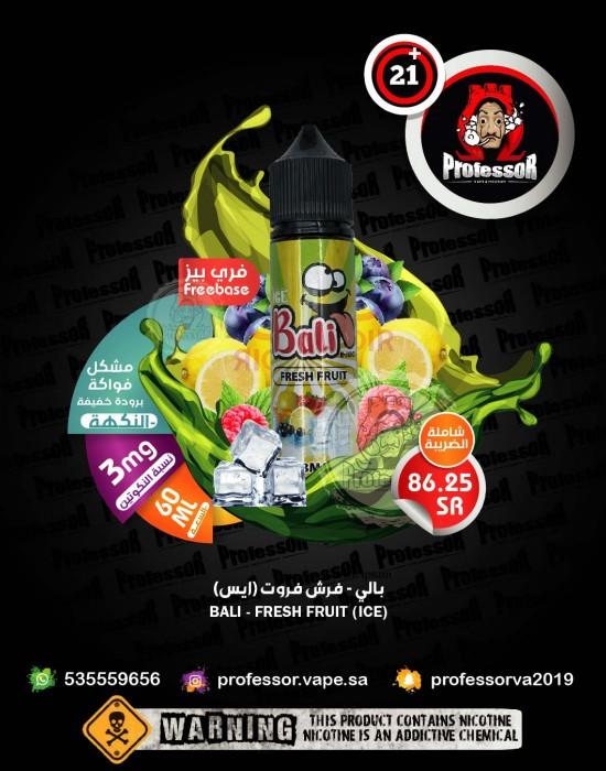 Bali Fresh Fruit Ice 60ml 3mg