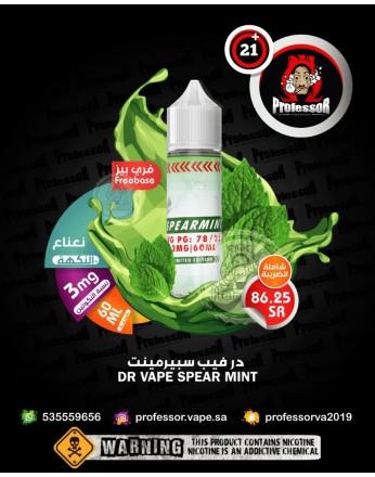 Dr. Vapes Spear Mint 60ml 3mg