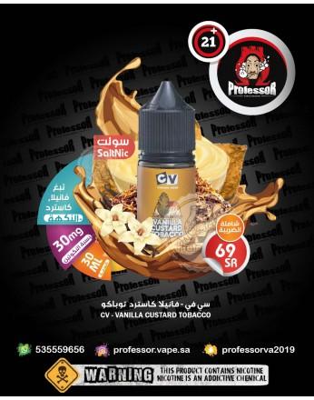 CV Creamy Tobacco 30ml 30mg