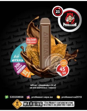 Air bar Tobacco 20mg