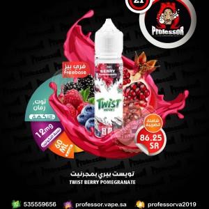Twist Berry Pomegranate 60ml 12mg