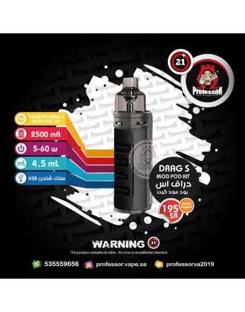 Voopoo Drag S Podmod Carbon Fiber