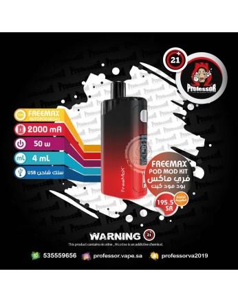 Freemax Autopod50 Podmod  Black-Red