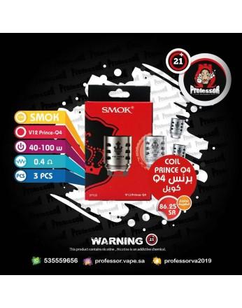 Smok V12 Prince Q4 0.4 40-100w Quadruple Coil