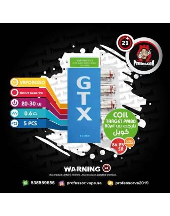 Vaporesso GTX Coil 0.6