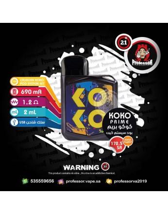 Uwell Koko Prime Podsystem Black