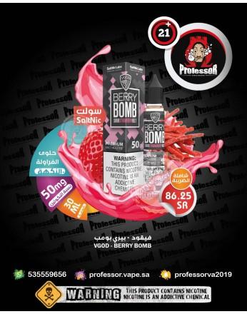 Vgod Berry Bomb 30ml 50mg
