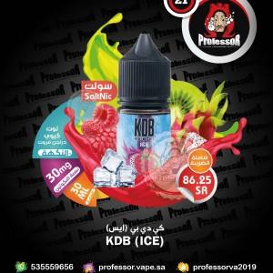 KDB Premium E-juice Ice 30ml 30mg