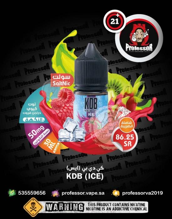 KDB Premium E-juice Ice 30ml 50mg