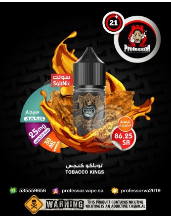 Dr. Vapes Tobacco Kings 30ml 25mg