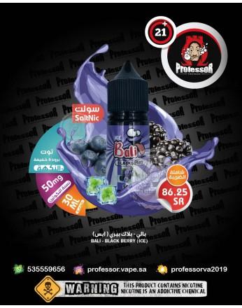 Bali Iced Blackberry 30ml 50mg